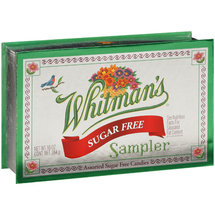 Whitman's Sugar Free Chocolate Sampler