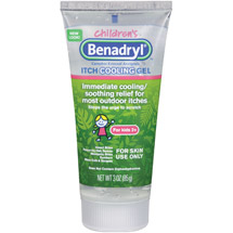 Benadryl(R) Gel For Kids Anti-Itch Gel For Kids