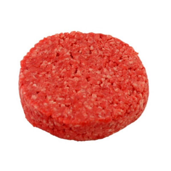 Central Market Ground Sirloin Beef Patty