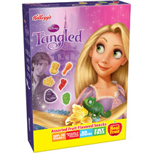 Kellogg's Princess Fruit Snacks