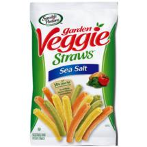 Sensible Portions Sea Salt Garden Veggie Straws Vegetable and Potato Snack