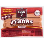 Bar-S Classic Bun Length Franks