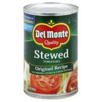 Del Monte Original Recipe Stewed with Onions, Celery & Green Peppers Tomatoes