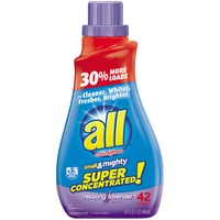 All Small & Mighty Relaxing Lavender 42 Loads Liquid Laundry Detergent
