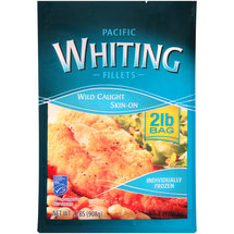 Pacific Whiting Fillets
