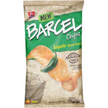 Barcel Jalapeno Flavor Burst Potato Chips