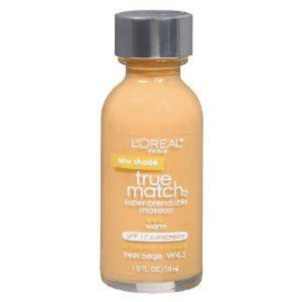 True Match Warm Fresh Beige W4.5 Superblendable Makeup