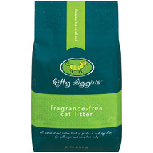 Kitty Diggin's Fragrance Free Cat Litter