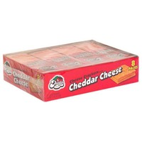 Austin Cheese Crackers with Cheddar Cheese Crackers