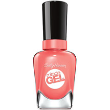 Sally Hansen Miracle Gel Nail Color Malibu Peach 0.5 fl oz