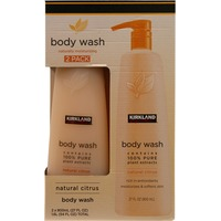 Kirkland Signature Natural Citrus Body Wash