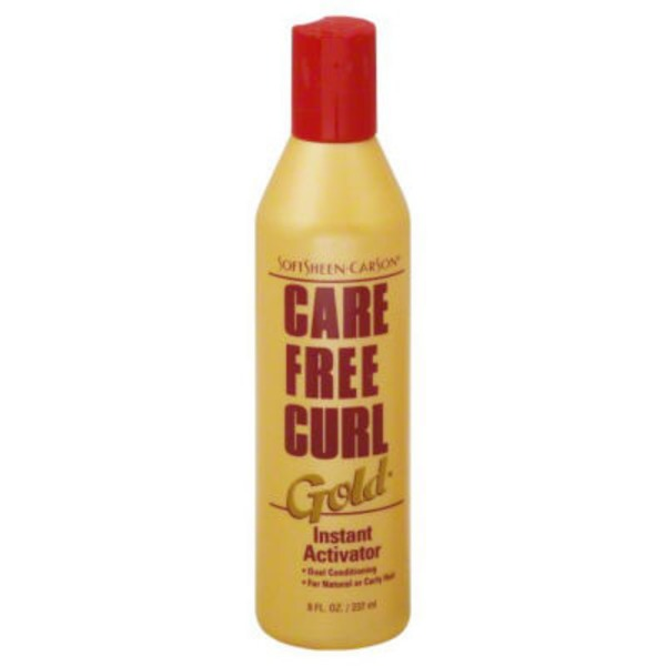 Care Free Curl Instant W/Glycerin & Protein Moisturizer