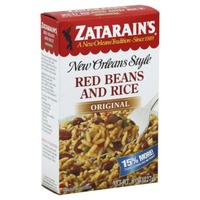 Zatarain's Red Beans & Rice Rice Dinner Mix