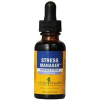 Herb Pharm Stress Manager Compound