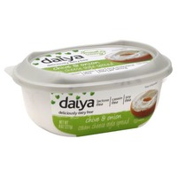 Daiya Dairy Free Cream Cheese Style Spread Chive & Onion