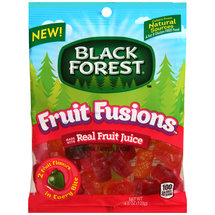 Black Forest Fruit Fusions Gummies Candy