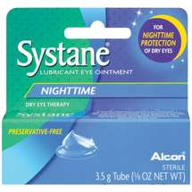 ALCON SYSTANE Nighttime Alcon Systane Nighttime Lubricant Eye Ointment