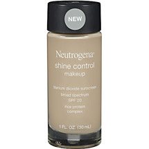 Neutrogena Makeup Shine Control with SPF 20 Nude