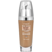 L'Oreal Paris True Match Lumi Healthy Luminous Makeup Soft Sable