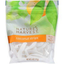 Nature's Harvest Coconut Strips