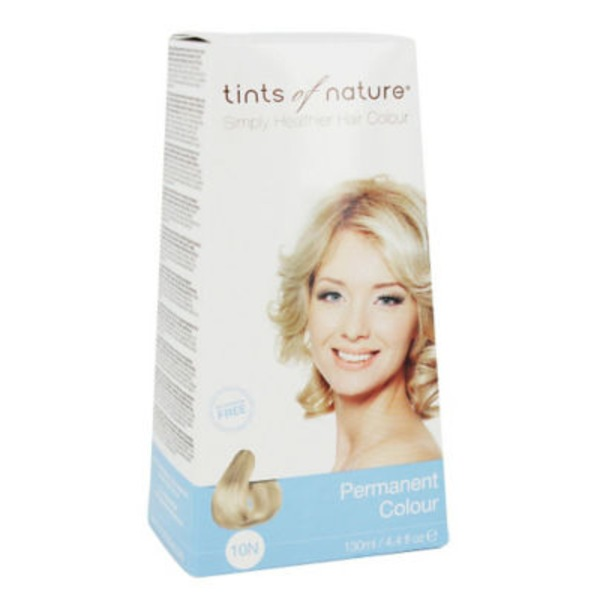 Tints Of Nature Conditioning Permanent Hair 120 M Natural Platinum Blonde 10N