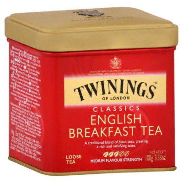 Twinings English Breakfast Tea Loose Tea