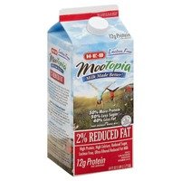 H-E-B MooTopia Lactose Free 2% Reduced Fat Milk