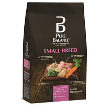 Pure Balance Small Breed Chicken & Brown Rice Dog Food