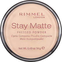 Rimmel Stay Matte Pressed Powder Silky