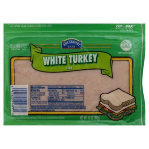 Hill Country Fare Lean White Turkey