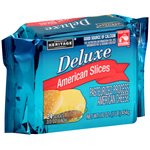 American Heritage Deluxe American Cheese Slices