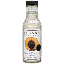 Brianna's Rich Poppy Seed Dressing