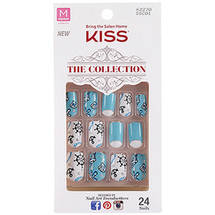 Kiss The Collection Medium Length Nails Imagination