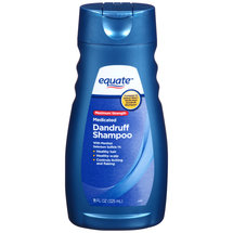 Equate Maximum Strength Medicated Dandruff Shampoo