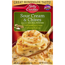 Betty Crocker Sour Cream & Chives Potatoes