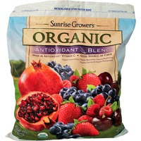 Sunrise Growers Frozen Organic Antioxidant Berry Blend