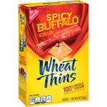 Nabisco Wheat Thins Spicy Buffalo Crackers