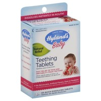 Hyland's Baby Teething Tablets - 135 CT