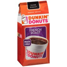 Dunkin' Donuts French Roast Ground Coffee