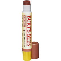 Burt's Bees Moisturizing Lip Shimmer Available in Multiple Colors