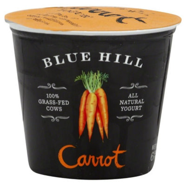 Blue Hill Bay Carrot Yogurt