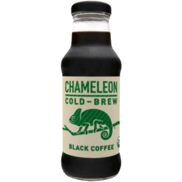 Chameleon Cold-Brew Organic Black Coffee