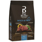 Pure Balance Wild & Free Bison and Pea Recipe Dog Food