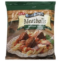 H-E-B Fully Cooked Italian Style Meatballs