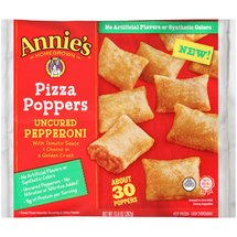 Annie's Homegrown Uncured Pepperoni Pizza Poppers