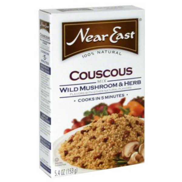 Near East Wild Mushroom & Herb Couscous Mix