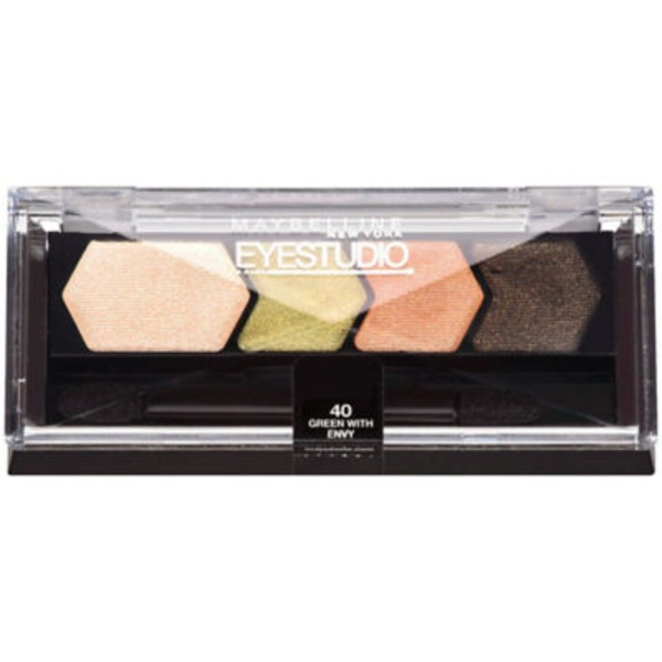 Eye Studio® Color Plush® Green With Envy Silk Eyeshadow Quad