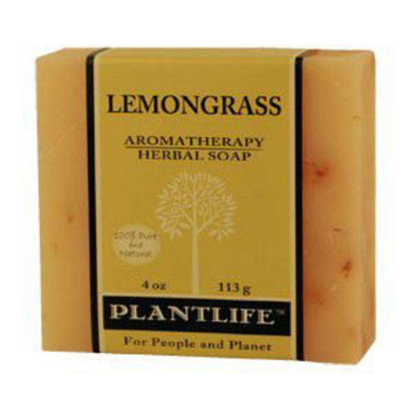 Plantlife Lemongrass Aromatherapy Herbal Soap