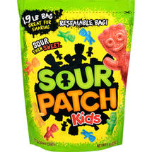 Sour Patch Soft And Chewy Kids Candy