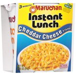 Maruchan Instant Lunch Cheddar Cheese Flavor Instant Lunch